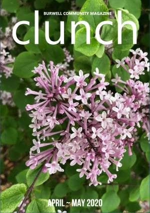 Clunch Latest Issue Cover