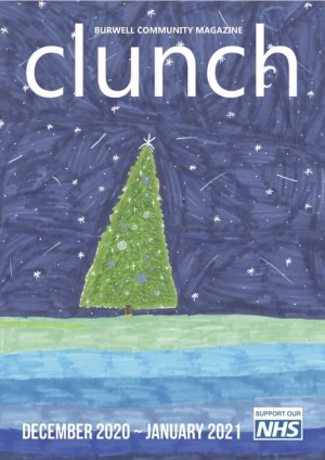 Clunch Latest Online Issue Cover
