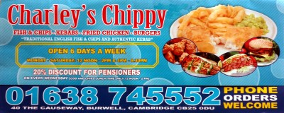 Charleys Chippy Image