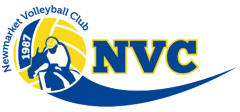 Newmarket Volleyball Club Logo